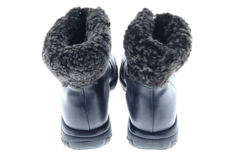 Martino Escarchado Negro Impermeable Mujer botas De Invierno Para Mujer Impermeable 6.5 Nuevo En Caja ed5ed5