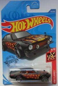 CUSTOM FORD MAVERICK HW Flames 9//10 ★ Hot Wheels 2020 142//250 ★