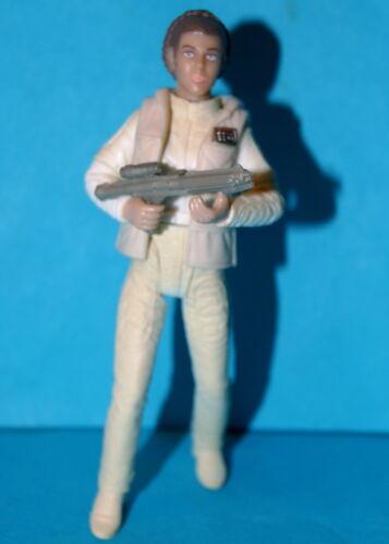 Star Wars Saga Princesse Leia Hoth Loose complet