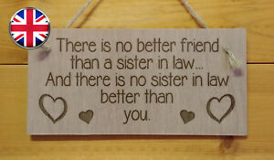 No-Better-Friend-Sister-in-Law-Family-engraved-wooden-hanging-plaque-gift-sign