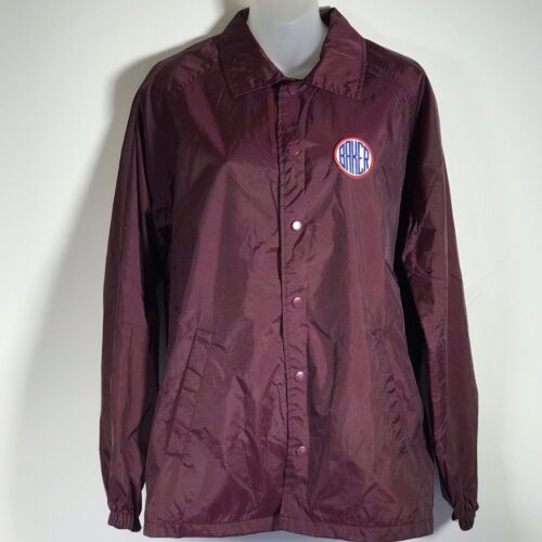 VTG BAKER SKATEBOARDS Arch Coach Jacket sz Small M