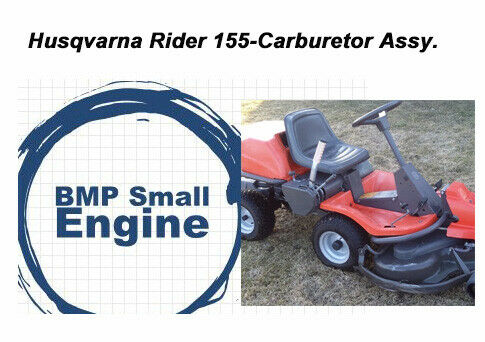 Carburetor Carb For 15HP 15 5HP Husqvarna Rider 155 Powered by Kohler Engine