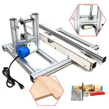 110v Woodworking Edge Trimming Machine Electric Edge Trimmer Beveling Chamfer Us