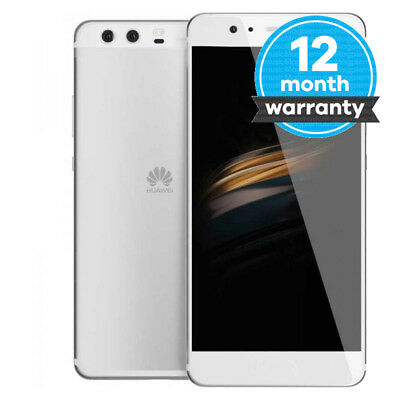 Huawei P10 - 64GB - Mystic Silver (EE) Smartphone - Pristine Condition (A)