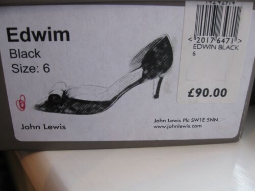 Side John Open Shoes Lewis Ladies pRZwtxpqd