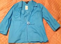 Spenser Jeremy Xl 2 Piece Blue Blouse Set
