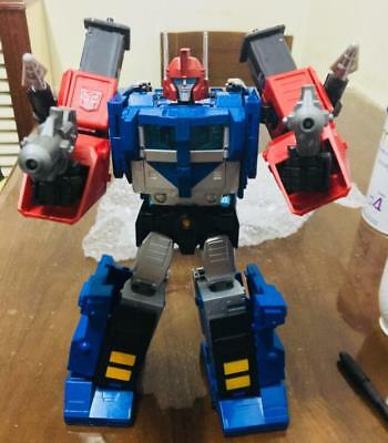 NEW Transformers Masterpiece MP-31 DELTA MAGNUS DIACLONE Action Figure No box