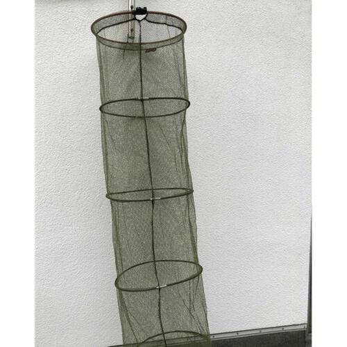 Ø ca.55cm KÖDERFISCH SCHONEND GUMMIERT PLÖTZE SETZKESCHER XL LONG  350-450cm