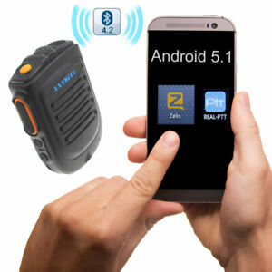 Bluetooth-Microphone-for-3G-4G-network-radio-F25-4G-W2PLUS-Android-Moblie-phone