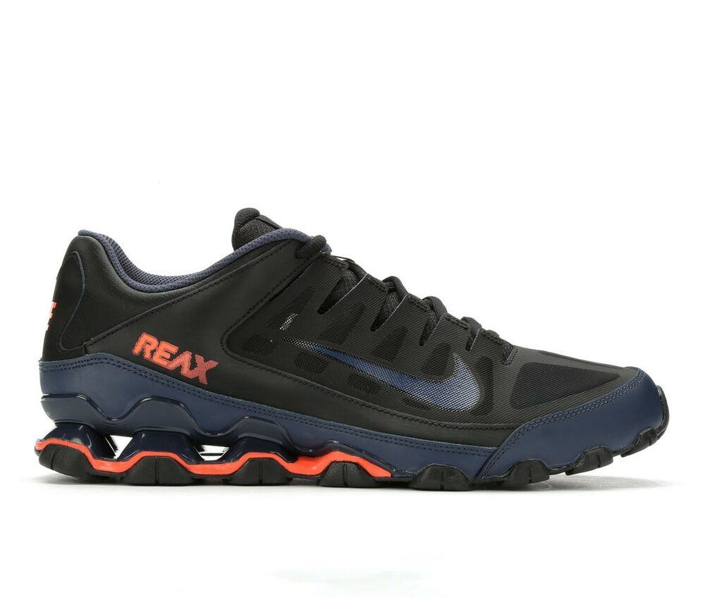 NIB Homme Nike Reax 8 Chaussures TR Mesh Running Cross Chaussures 8 Baskets 621716 046 Torch Chaussures de sport pour hommes et femmes 865f58