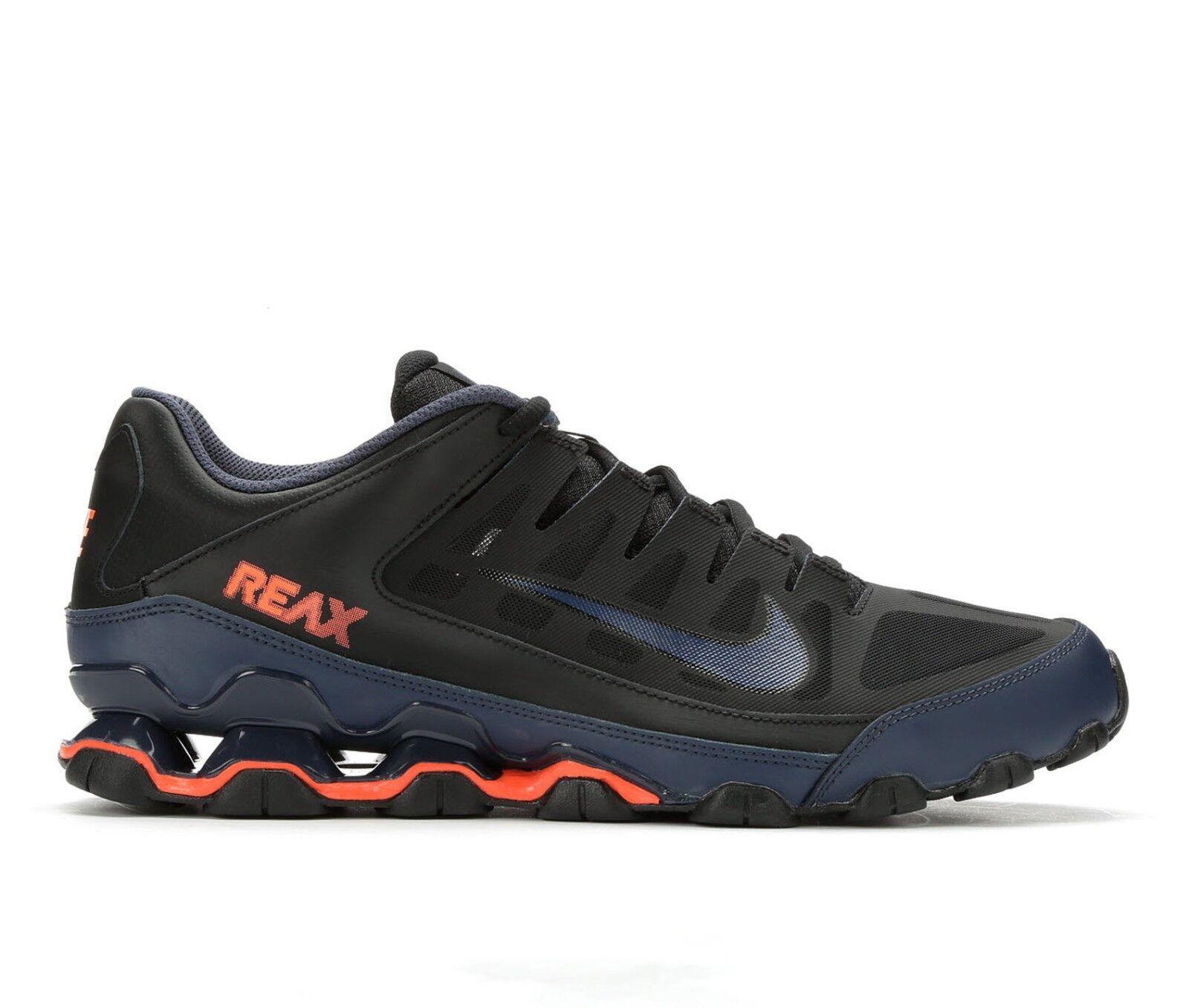 NIB Men's Nike Reax 8 TR Mesh Running Cross shoes Sneakers 621716 046 Torch