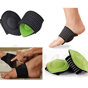 1-Pair-Foot-Support-Cushion-Shock-Absorber-Arch-Feet-Care-Instep-Pad-Pain-Relief