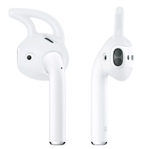 brand new d0c8b c8140 Details about Spigen TEKA RA200 Airpods Earhooks, white
