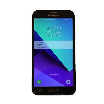 6bd22d4a92c Details about Samsung Galaxy J7 (2017) SM-J727 - 16GB - Black - (Unlocked)  Smartphone