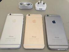 Apple iPhone 6 16GB 64GB 128GB-Vodafone UK-Oro/Gris Espacial-Garantía-T1154