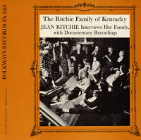 The Ritchie Family, - The Ritchie Family Of Kentucky [new Cd] on Sale