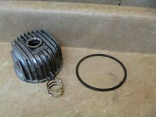 Yamaha 600 FZR FZR600 Used Engine Oil Filter Cover 1990 Vintage SM182