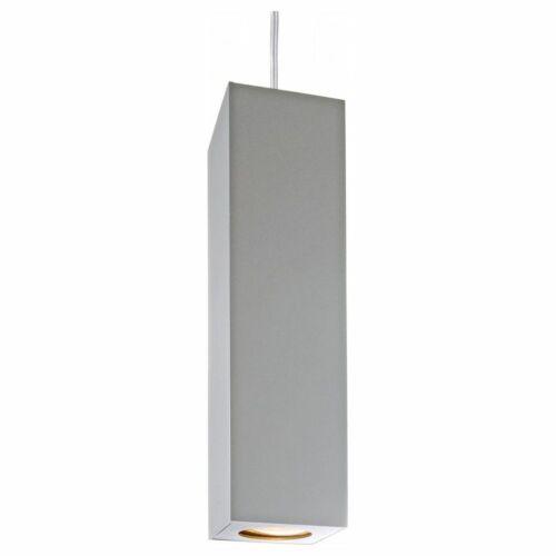 Pendelleuchte Aluminium GU10 Modern Schlicht silber