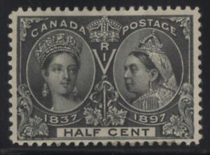 MOTON114-50-Jubilee-1-2c-Canada-mint-well-centered