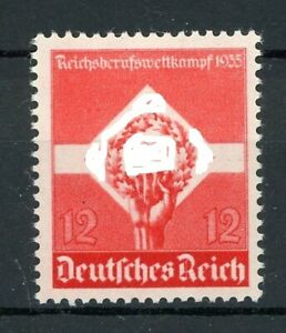 Deutsches-Reich-MiNr-572-y-postfrisch-MNH-geprueft-Schlegel-V331