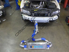 CXRacing 28x9x2.75 Intercooler + Piping Kit For 00-07 Volvo P2 V70 XC70 2.4T S60