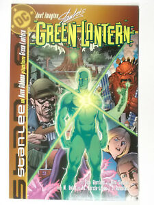 Stan-Lee-s-JUST-IMAGINE-Green-Lantern-Panini-Comic-ab-2001-Zustand-1