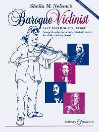 Baroque Violoniste Nelson Violon *-afficher Le Titre D'origine