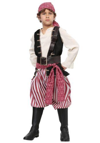 Battlin/' Buccaneer Boys Costume