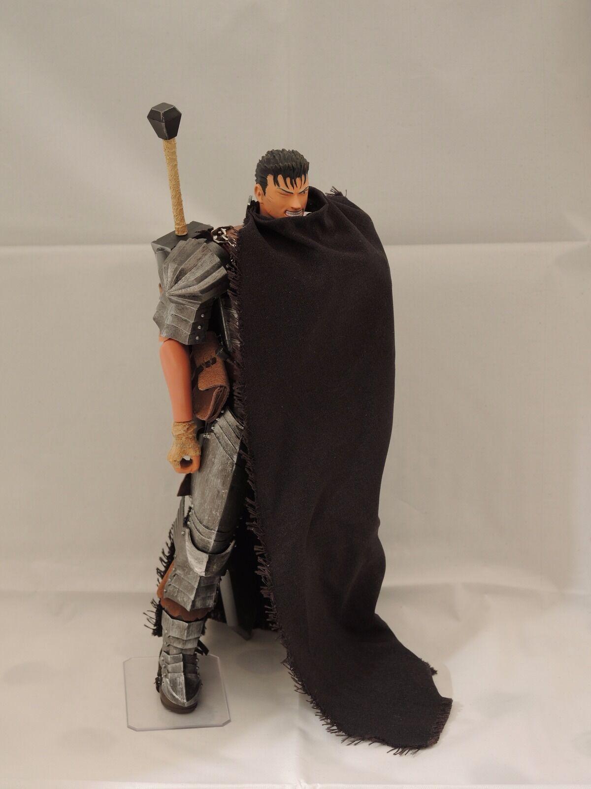 Berserk Guts Berserk Black Swords, Dublin Man Action Figure Art of War