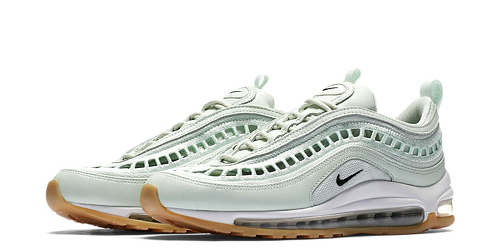 Nike Air Max 97 Ultra '17 Barely Green/Black-Gum Yellow Price reduction Price reduction