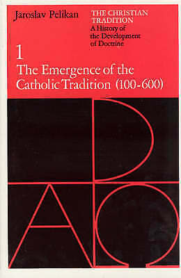 1 of 1 - THE EMERGENCE OF THE CATHOLIC TRADITION (100-600), , Very Good
