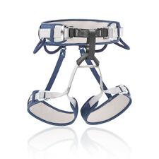 Petzl Unisex Corax Harness Navy Blue Sports Climbing Lightweight
