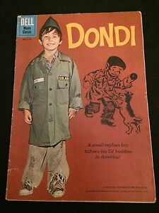 DONDI-Four-Color-1176-G-Condition