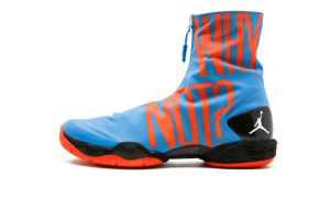 8b5cccca7ed28f Nike Air Jordan 28 XX8 WHY NOT OKC Thunder Russell Westbrook SZ 15 ...