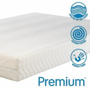 Premium 3000 Memory Foam Mattress 6FT Super King Size Free Delivery ...