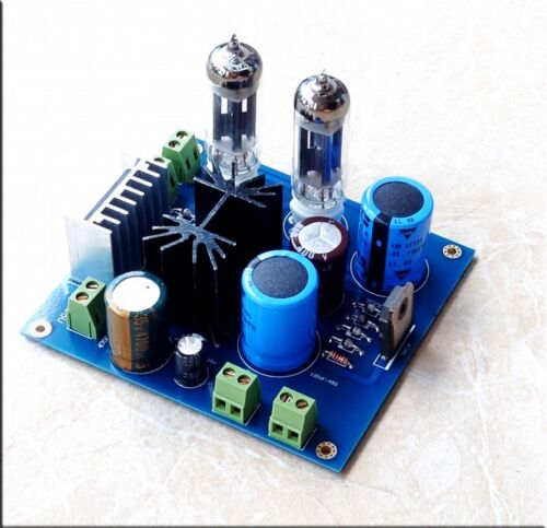 High Voltage Filament Filter Power Supply Board For Tube Preamp //Power Amplifier