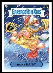 Garbage Pail Kids Late To School Sticker 11A DEE I.Y.