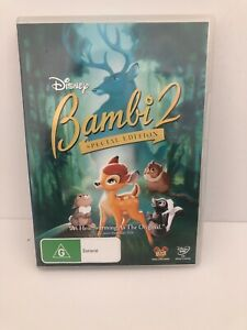 Disney-Bambi-II-Special-Edition-Region-4-Pal