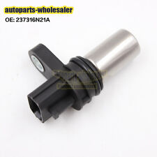HOT Crank Crankshaft /& Cam Camshaft Position Sensor For Nissan Altima 2003-05 X2