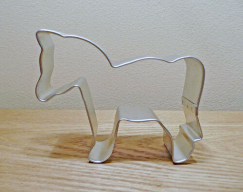 "3 1//2/"" Horse Cookie Cutter Cowboy West Western Fondant Stocking Stuffer"