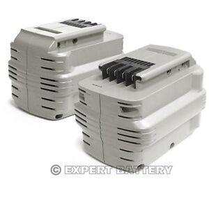 2-New-3-0AH-24V-24-VOLT-Battery-for-DEWALT-cordless-drill-NiMh