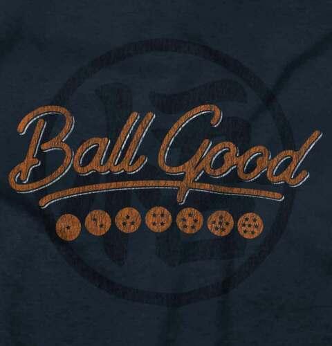 Ball Good Sports Athletic Anime Goku TV Show Short Sleeve T-Shirt Tees Tshirts