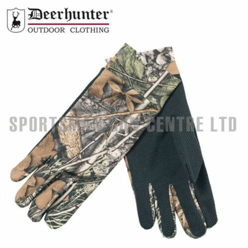 L//XL Hunting//Shooting *Deerhunter 8360 Innovation Camo Gloves
