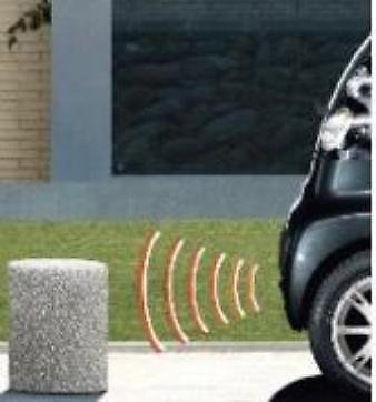 1610278880 Genuine Peugeot 108 2014-2018 Rear Parking Assistance Sensor Kit