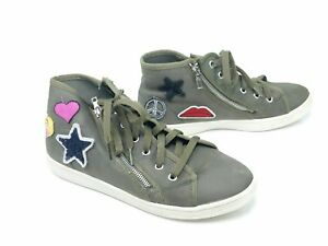 36c6b1beaa58 Women s Madden NYC Candsy Sneakers Shoes Olive Color Sz. 9 Super ...