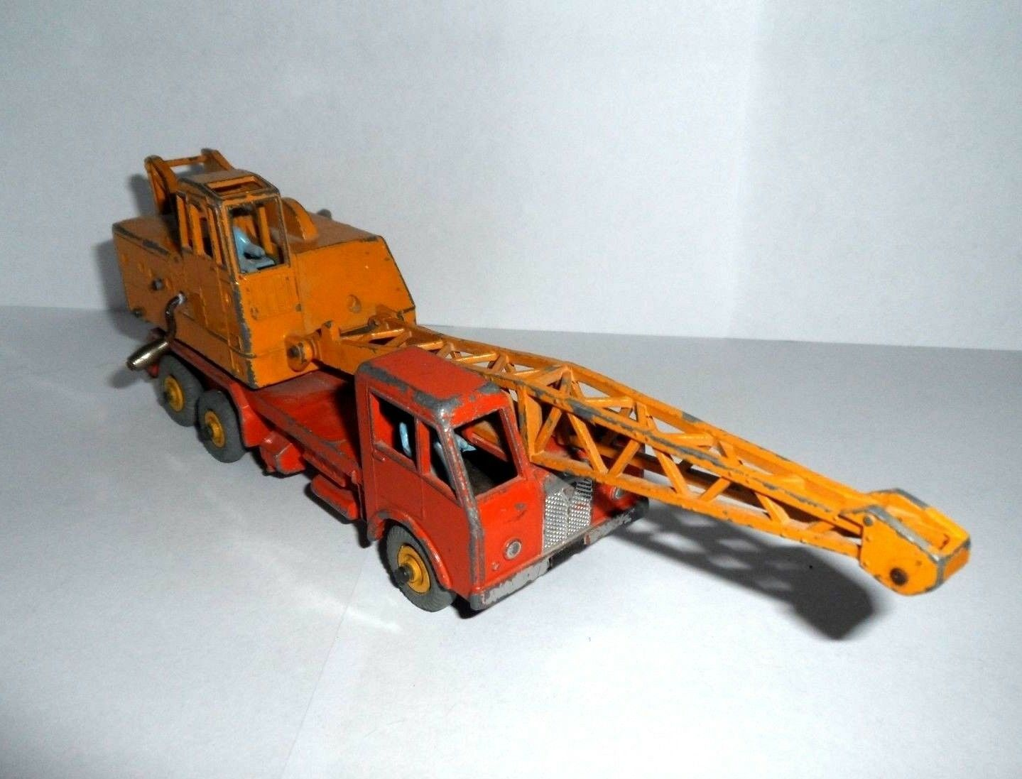 Dinky Supertoys 20 Ton Lorry Mounted Crane Model 972 Coles Coles Coles 500ad4