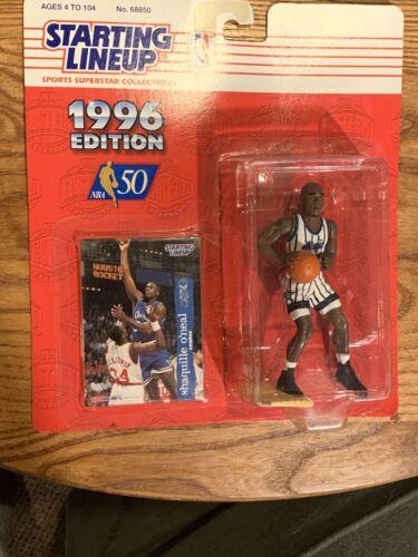 De basketball de la NBA Starting Lineup 1996 SHAQUILLE O /'Neal Shaq Figure Orlando Magic!
