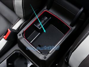 Interior Armrest Console Central Storage Box For Volkswagen