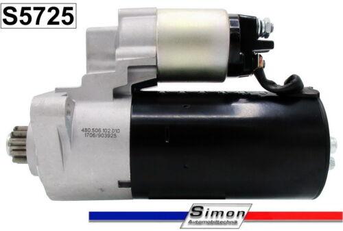 Anlasser Starter passend für Porsche Cayenne 4.5 S Turbo Typ 955