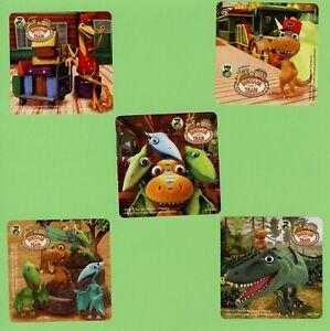 15 Dinosaur Train Large Stickers - Party Favors - Rewards ...